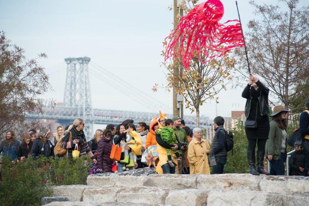2015 Halloween Parade | photo by Julienne Schaer
